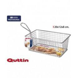 CESTITA GOURMET RECTANGULAR 20X12X8CM QUTTIN