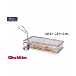 CESTITA GOURMET RECT 215X105X45CM QUTTIN