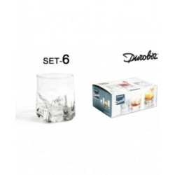 SET 6 VASOS 330CC QUARTZ
