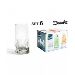 SET 6 VASOS 470cc QUARTZ