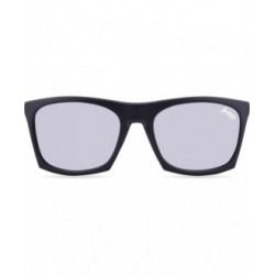 GAFAS DE SOL BARREL BLACK - GRIS