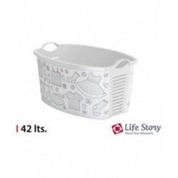 CESTA COLADA 42L CLOTHES LIFESTORY