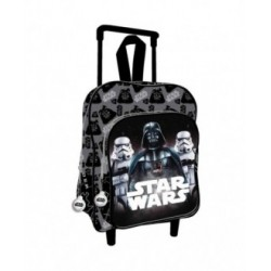 MOCHILA TROLLEY 30 CMS. STAR WARS